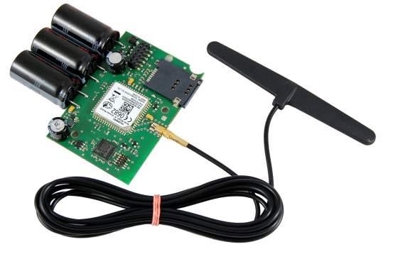 GSM CMI Antenne kleiner